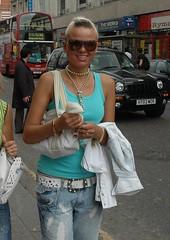 womans in Camden Town