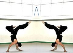 Be Reflected #1# (lalla80) Tags: dance danza specchio dreamers riflesso gnammy polisportivadibrembatesopra bereflected
