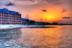 Grand Cayman sunset