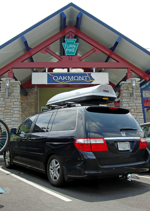 Oakmont Travel Plaza