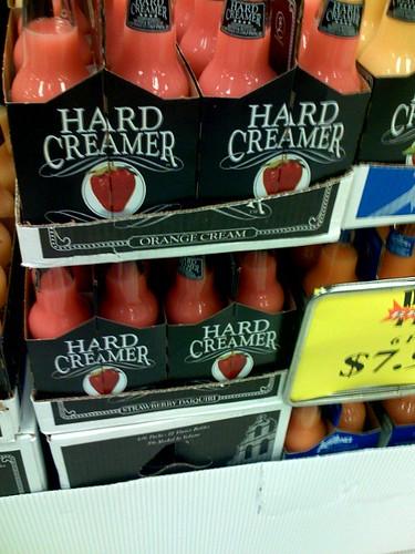 Hard Creamer