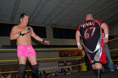 OCW Newark 6-09-2007 524 (ocwpictures) Tags: county cambridge ohio jeff matt championship tank wrestling ashley mason fair madison lane cannon buff pro newark zanesville sherman wwe rayne robby starr bagwell roh tna prowrestling coshocton barberton ocw rittman sharkboy
