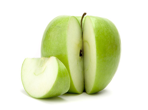 Photo of green apple
