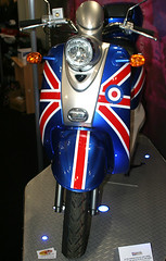 unionjack_scooter (dellwood33) Tags: paint murals motorcycles custompaint scottishshow trickpaint