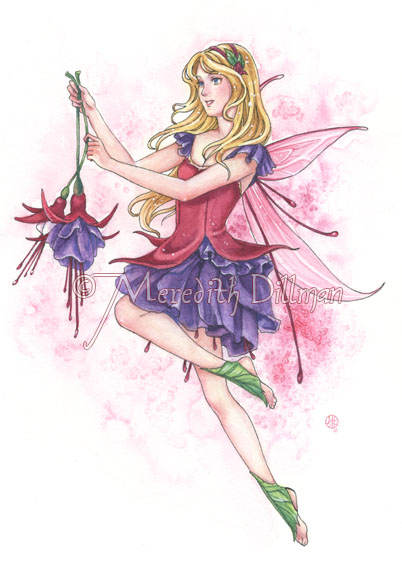 fuschia fairy