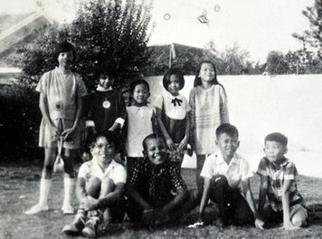 Obama Childhood Photo from Menteng, Jakarta