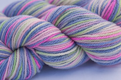 Calm on 3 ply Merino Wool - 3.5 oz. (...a time to dye)