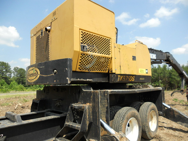 2007 CAT 575DS Knuckleboom Loader For Sale 05 by Jesse Sewell