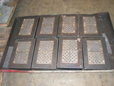 Bronzphite® Plates for a Construction Company in Dubai