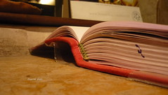 Life is an Open Book (Dharmit Shah) Tags: life red india white book open gujarat ahmedabad