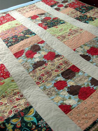 Simple Abundance quilt