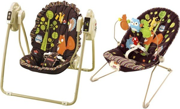 Target Swing & Bouncer (Fisher Price)