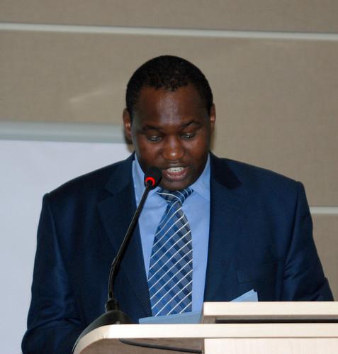Hon Japhet Kareke Mbiuki Assistant Minister of Agriculture, Kenya