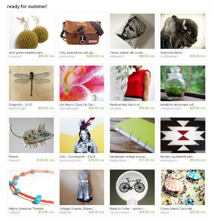 ready for summer treasury