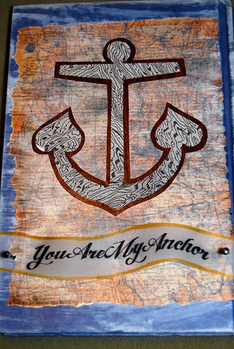 You Are My Anchor.