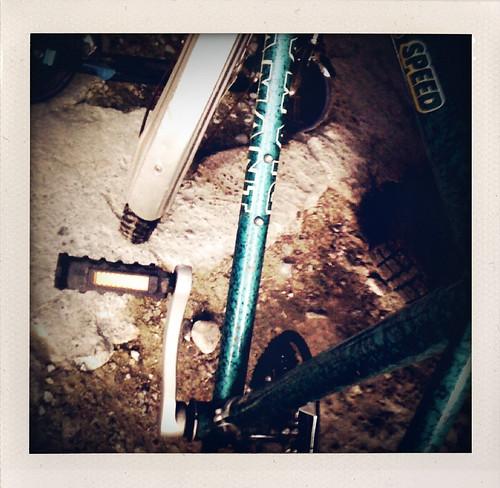 Old Biky