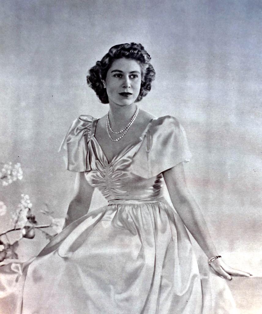 Princess Elizabeth, aged 20