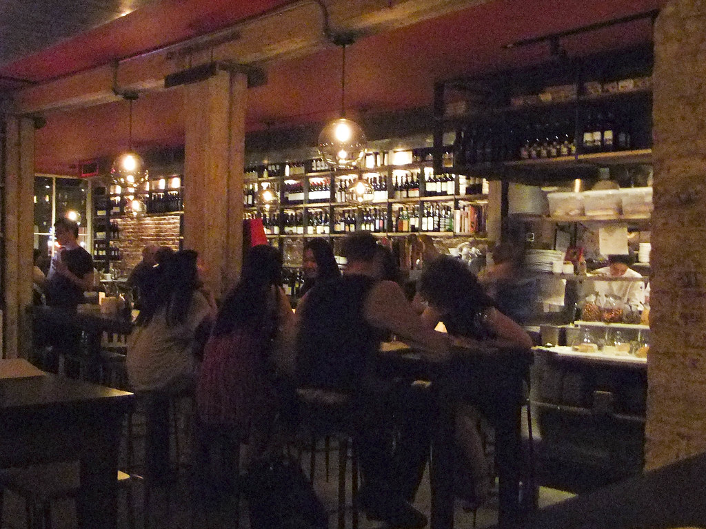 Interior, Tribeca Terroir