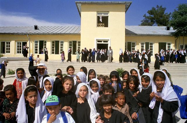 Scuola in Afganistan
