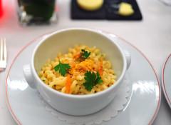 3rd Course: Fusilli Pasta