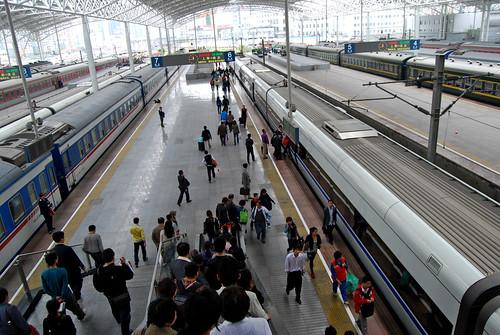 o1 - Shànghǎi Train Station