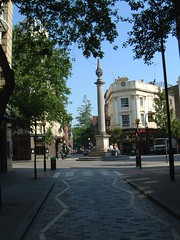Seven Dials Covent Garden (mike_smith's_flickr) Tags: london june statue shopping theatre soho sunday coventgarden column caffenero favourite favouriteplaces charingcrossroad 2012 2007 sevendials london2012 theatreland londontown visitlondon londonlandmarks ilovelondon olympiccity mylondon lovelylondon londongames greatestcityintheworld londonspring touristlondon londonjune2007 londongems sevendialscoventgarden sevendialsjune2007 thecrownsevendials sundaymorninglondon