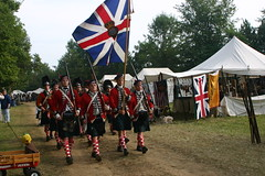 Trail of Courage 2006 (johnny_appleseed1774) Tags: military british redwhiteandblue reenacting inpatriotism