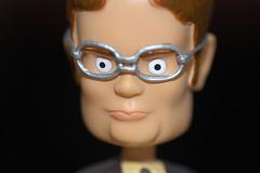 Assistant to the Regional Manager (a4gpa) Tags: nikon head d100 theoffice dwight bobble sb800 strobist hackweek