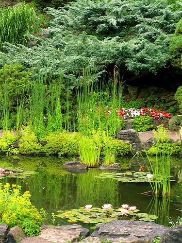 Rock Garden, RBG