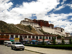 """Lhasa, Tibet • <a style=""""font-size:0.8em;"""" href=""""http://www.flickr.com/photos/16079690@N00/793861363/"""" target=""""_blank"""">View on Flickr</a>"""