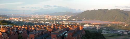 Taoyuan Panorama