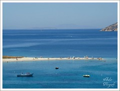 Needle Beach (andzer) Tags: blue sea vacation white beach fun island aegean scout andreas best explore greece macedonia thessaloniki cyclades scapes amorgos salonica  zervas  superbmasterpiece ysplix flickrelite andzer   wwwandzergr