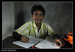 Dream on...You are the future. (HappyHorizons) Tags: india children education studies bihar happyhorizons