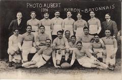 Aviron Bayonnais (Bayonne) 1914