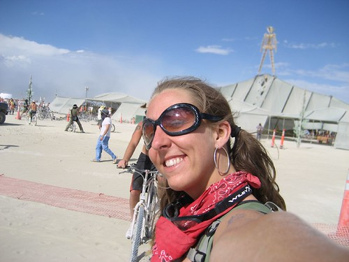 Me & My Man, Burning Man 2007