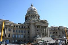 Boise, Idaho State Capitol