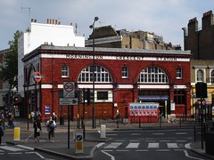 Picture of Mornington Crescent Station