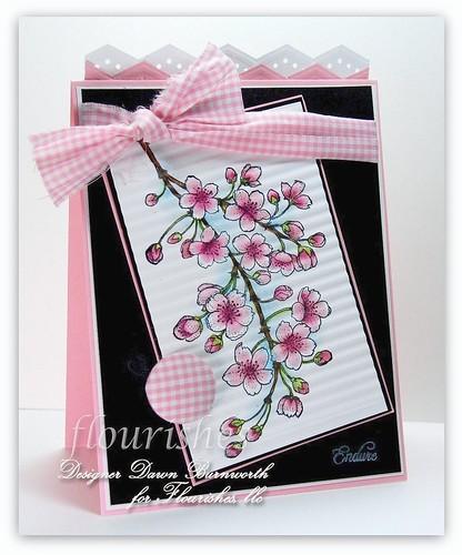 Flourishes Cherry Blossom