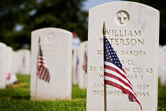 William Patterson (mlaffler) Tags: flag americanflag patriotic fallen arkansas veteran nwa memorialday veterans fayetteville notforgotten northwestarkansas fayettevillear iremember fayettevillenationalcemetery