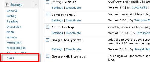 Configure SMTP-01