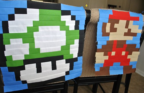 1up is done!