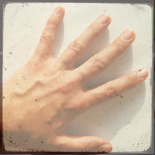 min hand