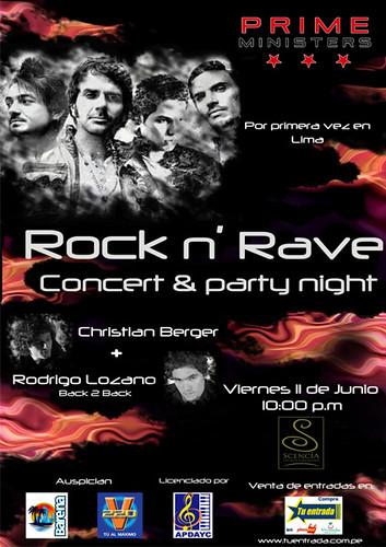 Rock N' Rave - C.C. Scencia