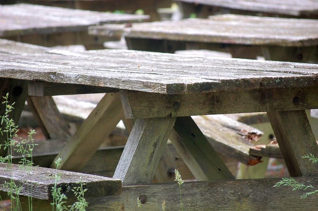 Picnic Table Graveyard 03