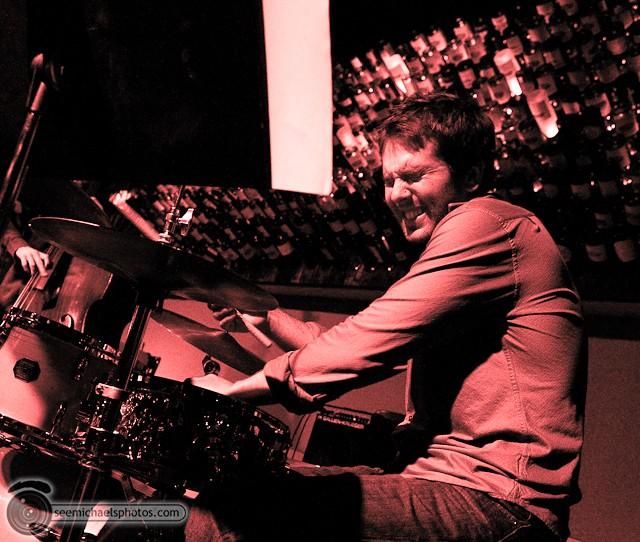 Ian Tordella Group at Dizzy's 52910 © Michael Klayman-021
