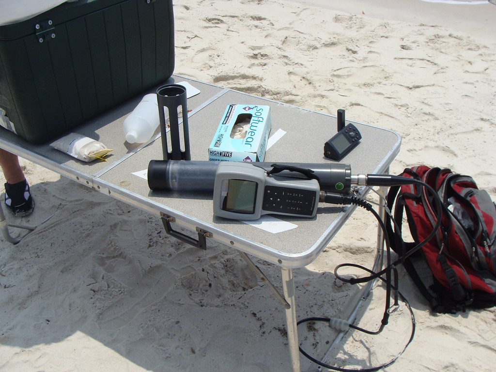 Water Sampling Equipment