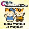 Hello Wilykit, Hello Wilykat por Seven_Hundred