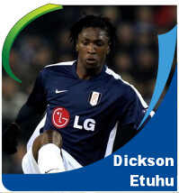 Pictures of Dickson Etuhu!