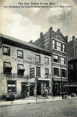 First Philadelphia Mint