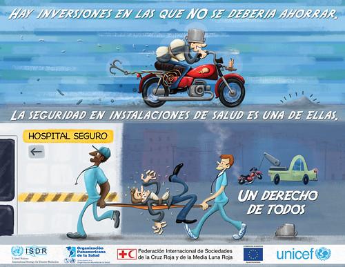 Rotafolio Seguridad Hospitalaria: Motocicleta